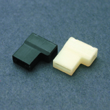PA 6.6 Receptacle Housing connector manufacturer - 6,3 Flag Terminal 6,3   Savoy Technology ref 14159-646-501